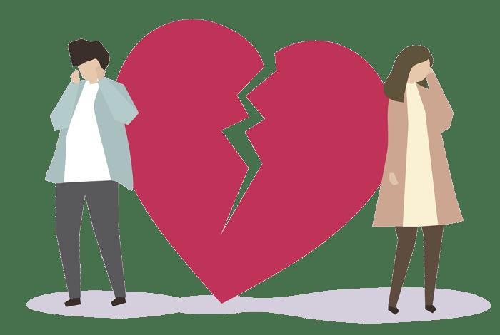 پایان یک رابطه