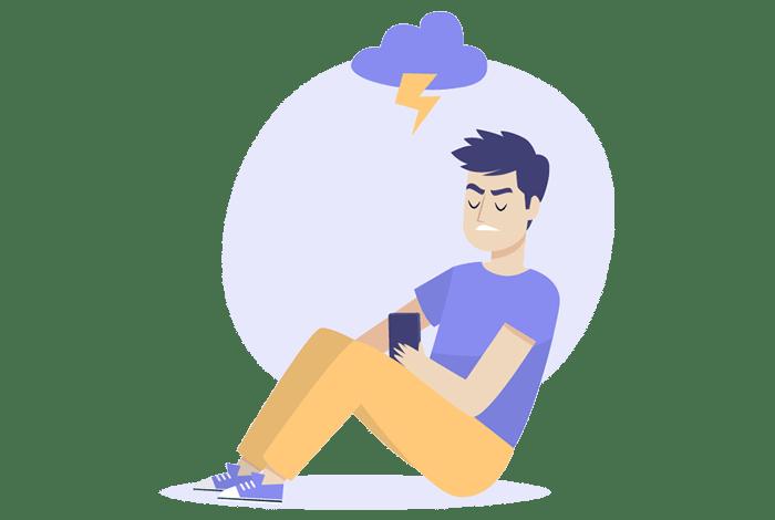 راه های نادرست مقابله با استرس