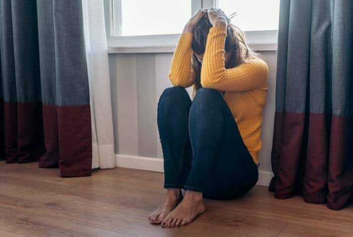 خشونت خانگی در زمان کرونا